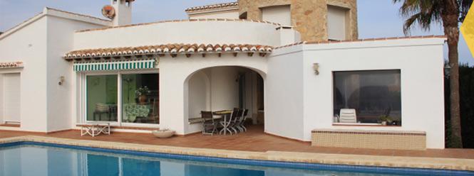 Onze huizen in Spanje